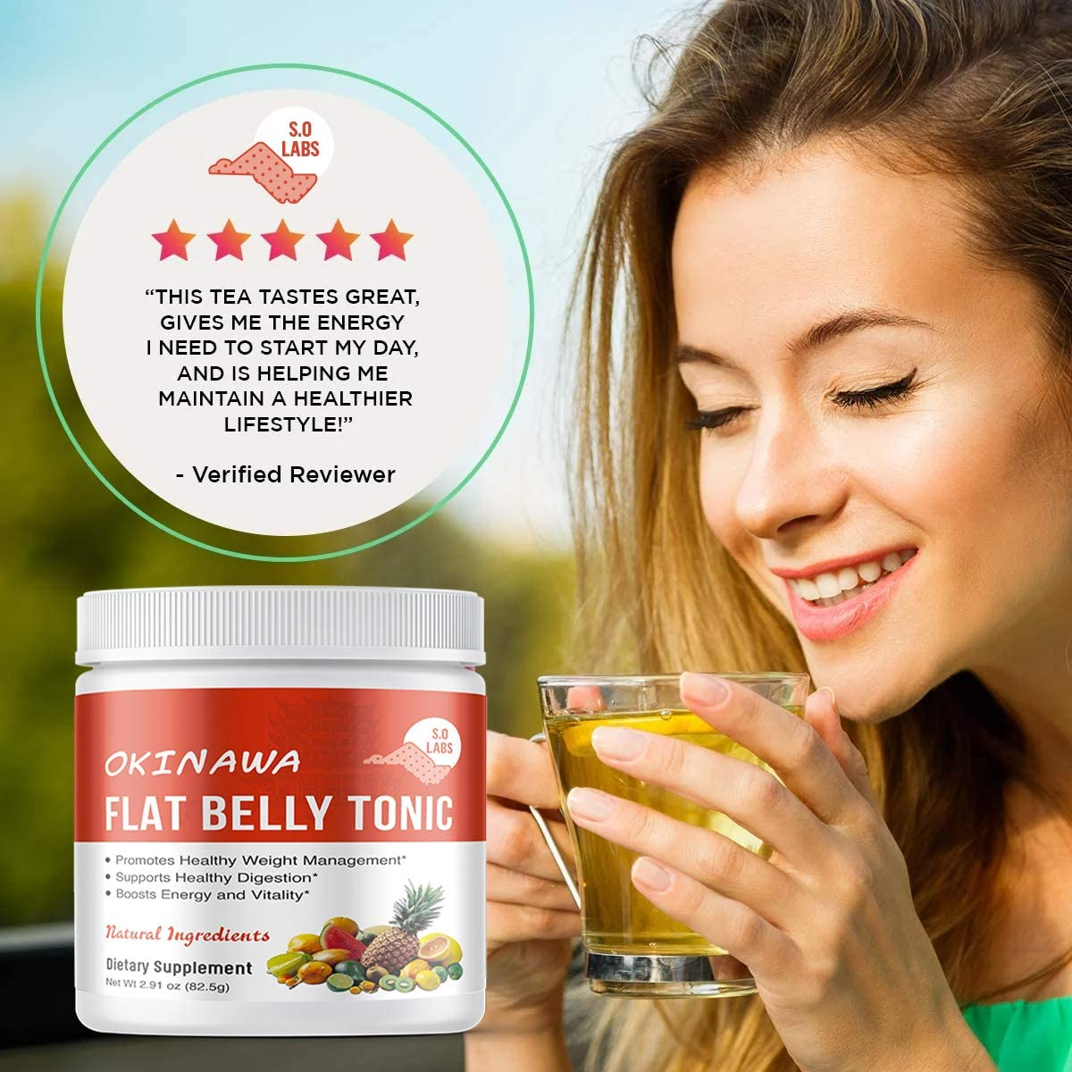 Does Okinawa Flat Belly Tonic Actually Work